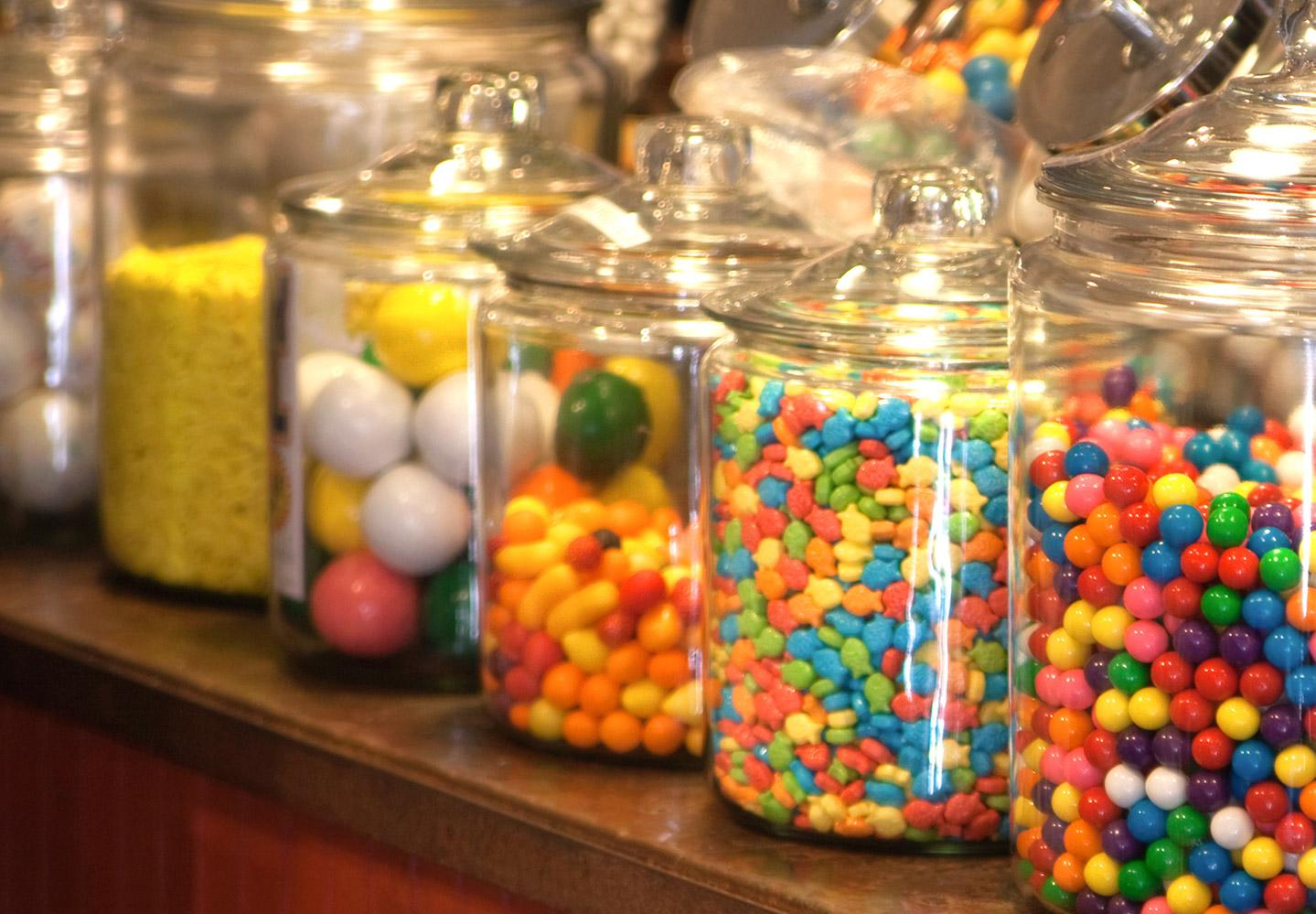 Sweets in the Jar