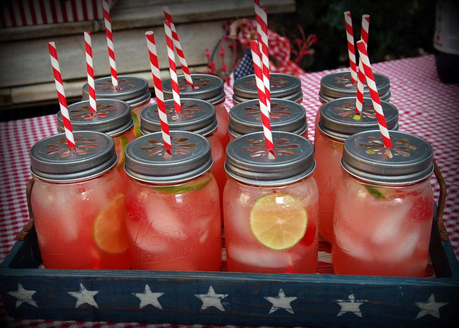 Lemon Juice Jars