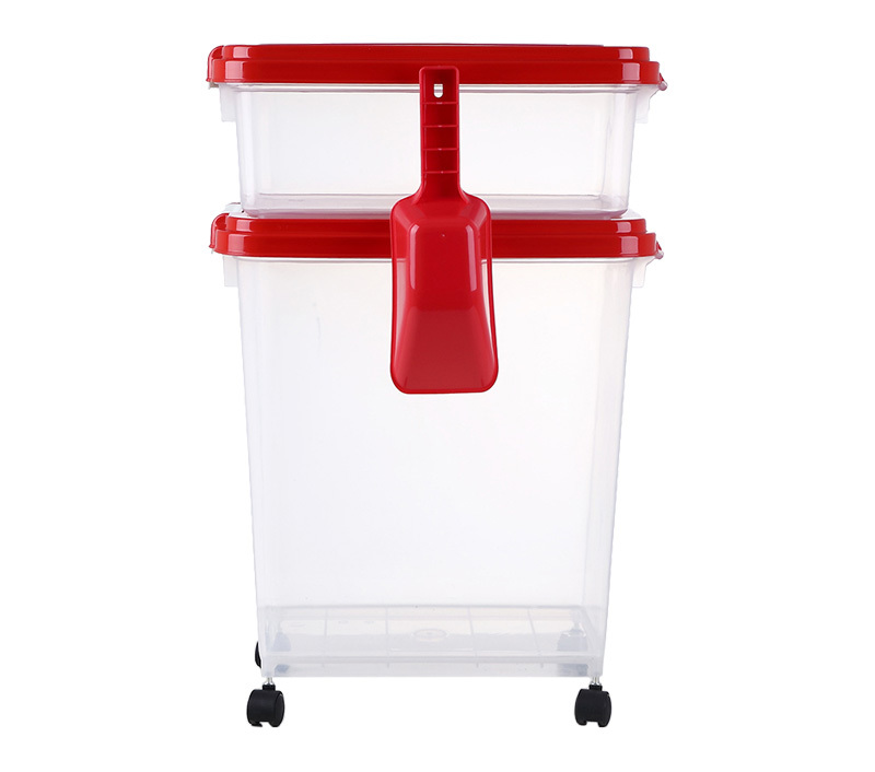 Taizhou Bright Pet Food Container - You Should Like