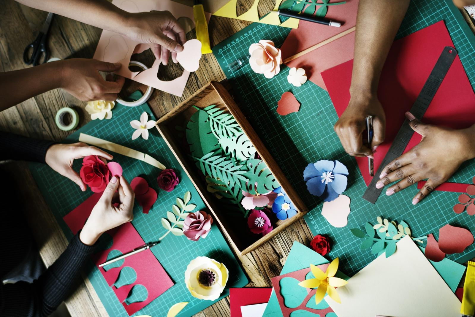 Crafting for Kids Ideas