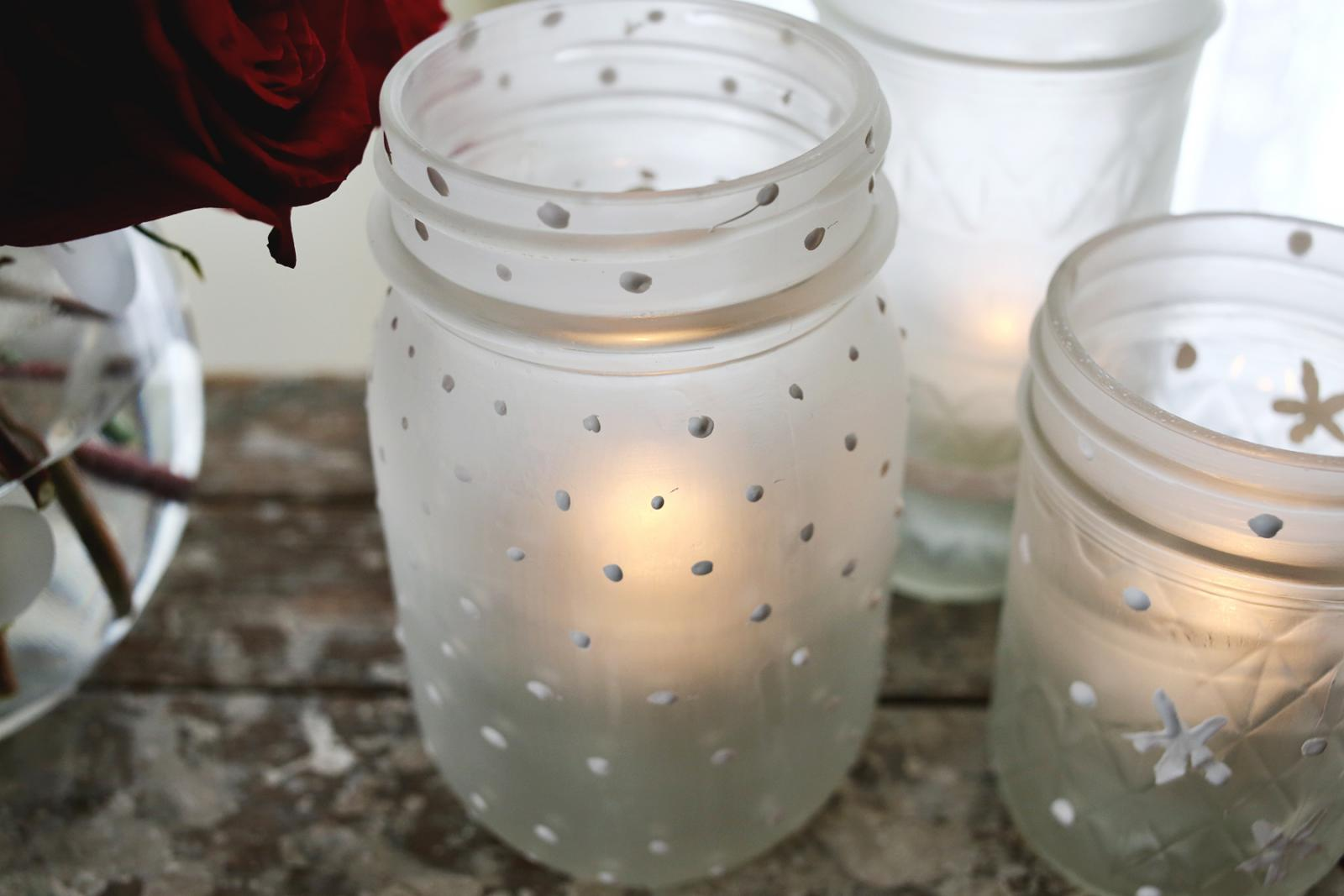White Light Jars