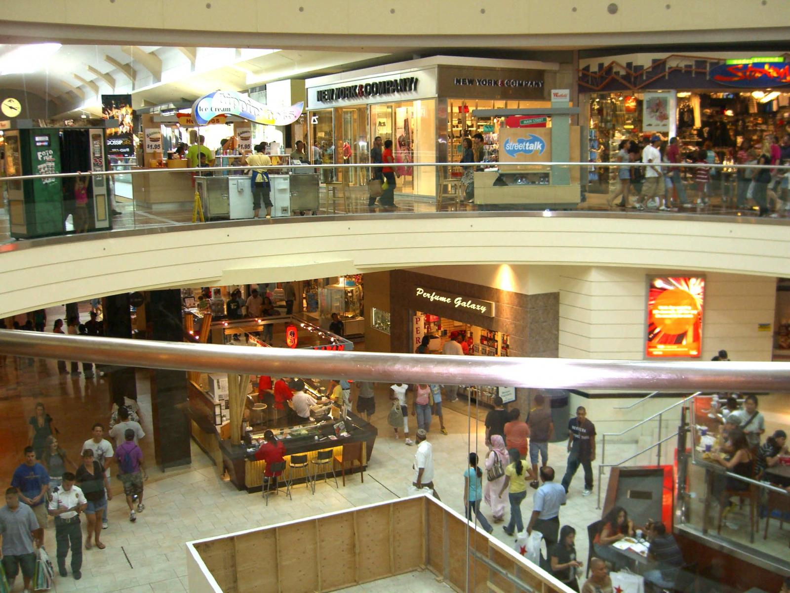 Best Malls In The World