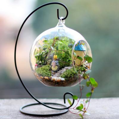 Glass Garden Terrarium