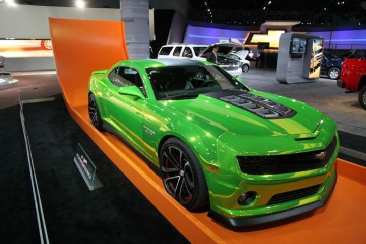 Automobile Show 21st Century